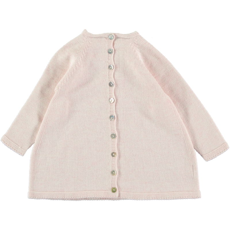 Vestido Lazo Rosa