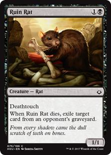 Ruin Rat - HOU