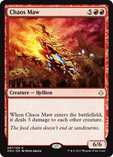 Chaos Maw - HOU