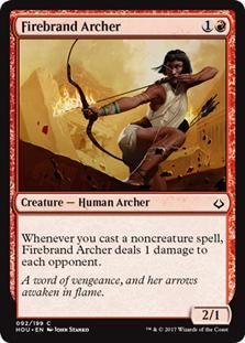 Firebrand Archer - HOU - C