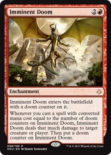 Imminent Doom - HOU