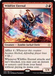 Wildfire Eternal - HOU