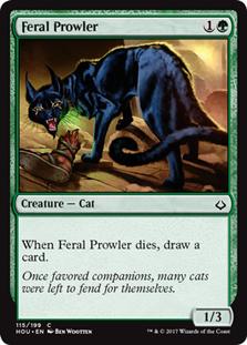 Feral Prowler - HOU - C