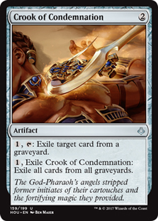 Crook of Condemnation - HOU