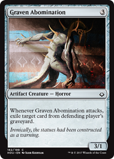 Graven Abomination - HOU - C