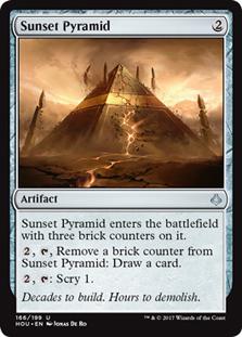 Sunset Pyramid - HOU