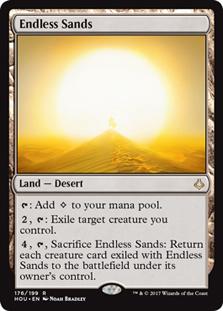 Endless Sands - HOU
