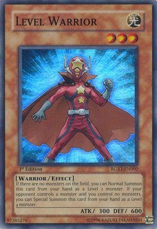 Level Warrior - RGBT-EN002 - Super Rare