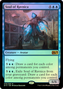 Soul of Ravnica (Duels of the Planeswalkers 2015) (Xbox)