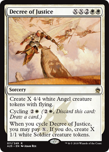 Decree of Justice - A25