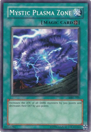 Mystic Plasma Zone - MRL-101 - Common