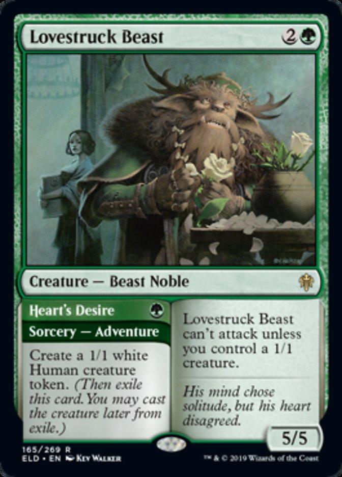 Lovestruck Beast - ELD - R