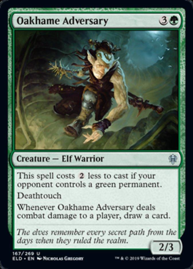 Oakhame Adversary - ELD - U