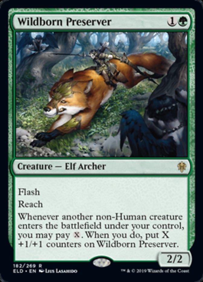 Wildborn Preserver  - ELD - R