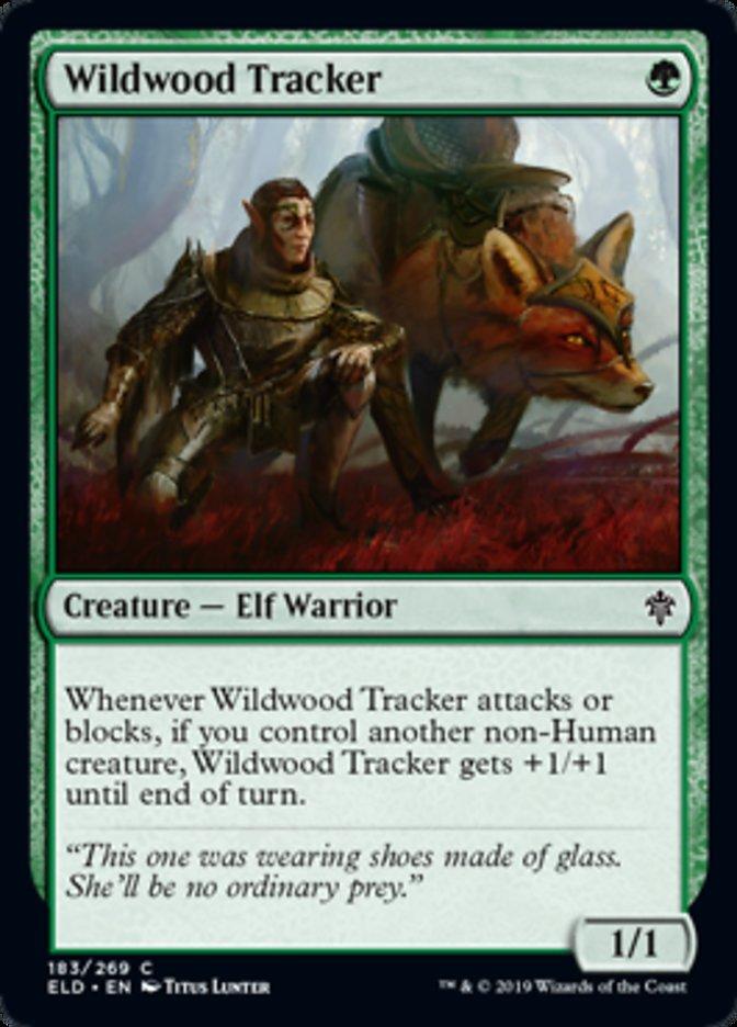 Wildwood Tracker - ELD - C