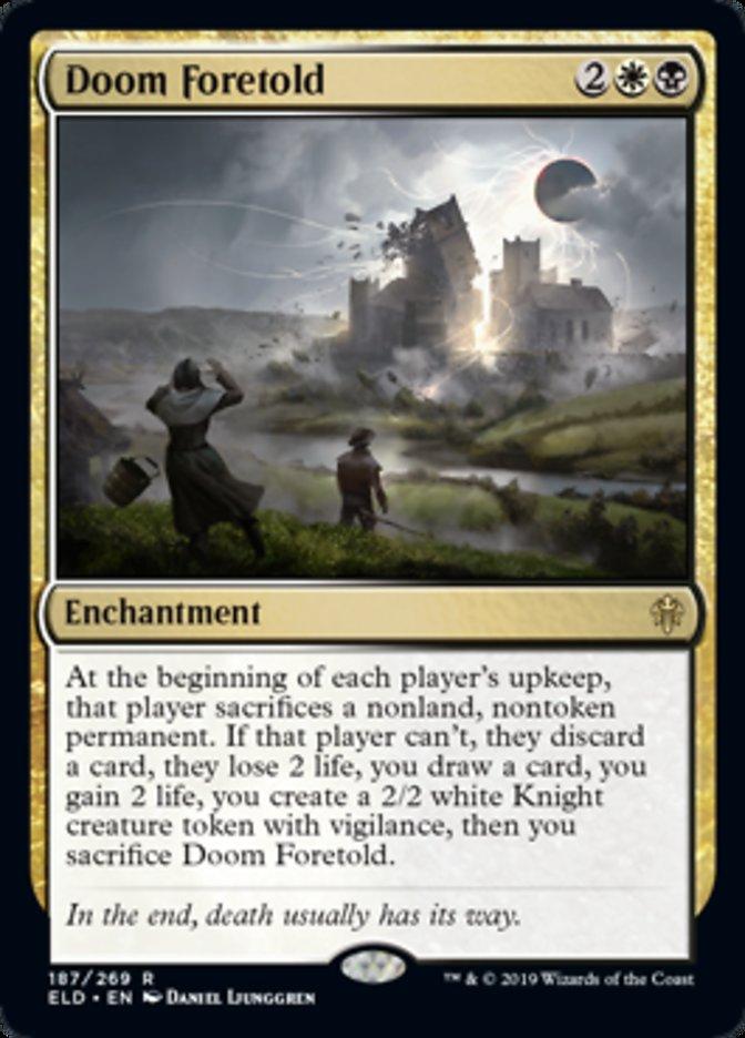 Doom Foretold  - ELD - R