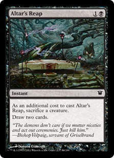 Altar's Reap - INS - C