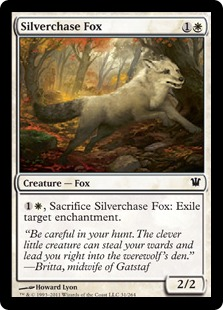 Silverchase Fox - INS - C