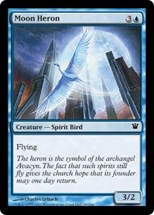 Moon Heron - INS - C