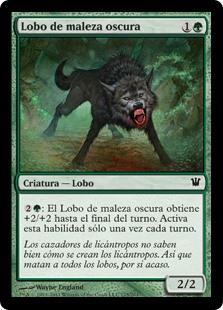 Darkthicket Wolf - INS - C