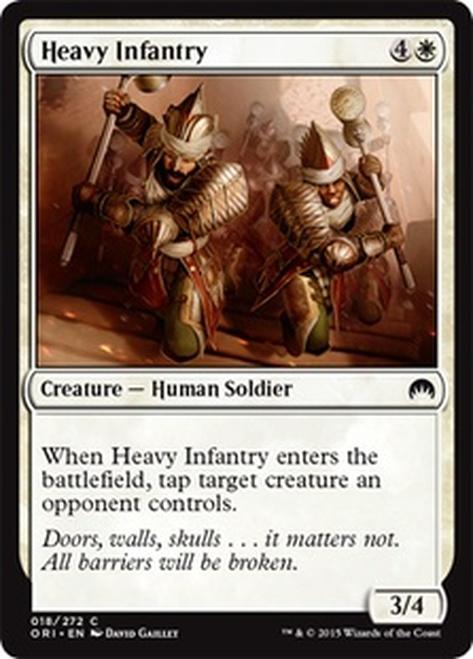 Heavy Infantry - ORI - C