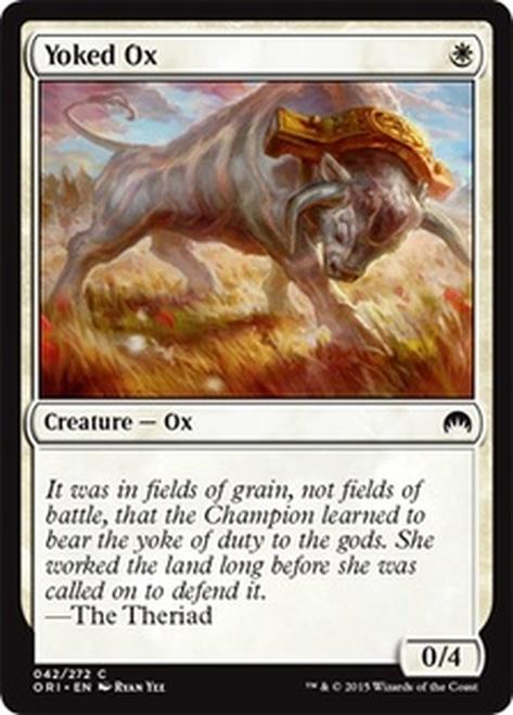 Yoked Ox - ORI - C