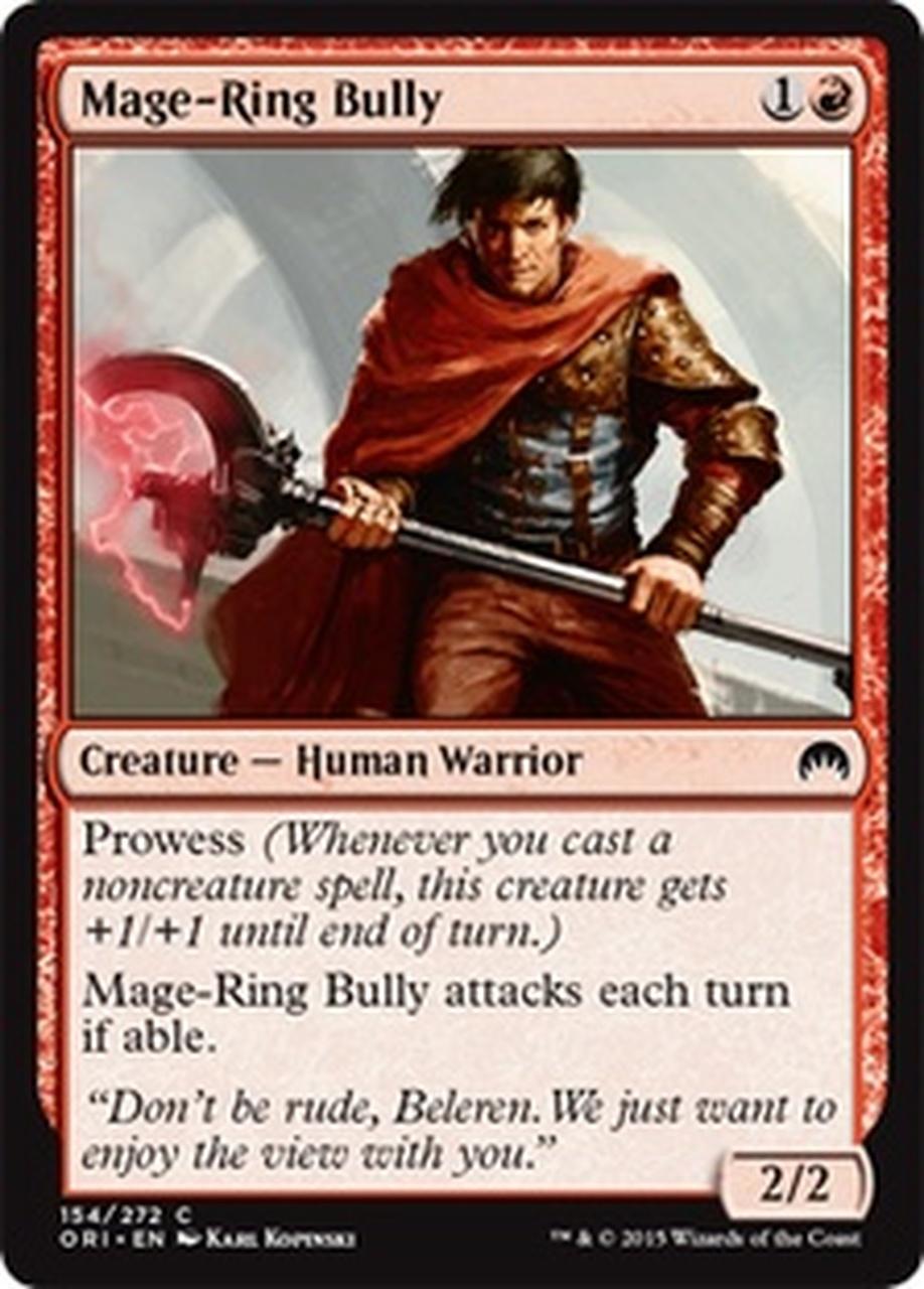 Mage-Ring Bully - ORI - C