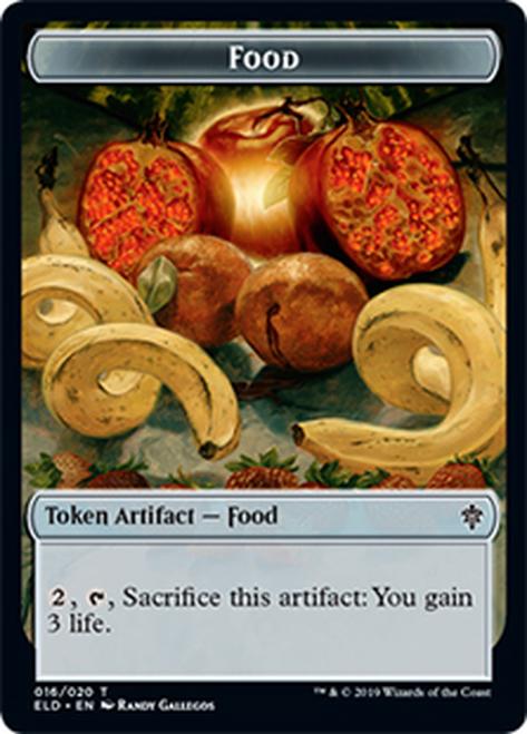 Food Token - ELD - 016 - T