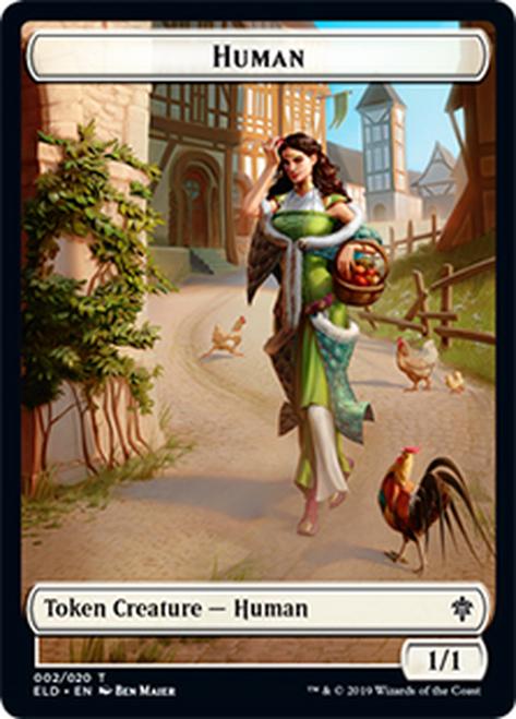 Human Token - ELD - 002 - T
