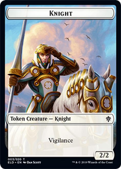 Knight Token - ELD - 003 - T