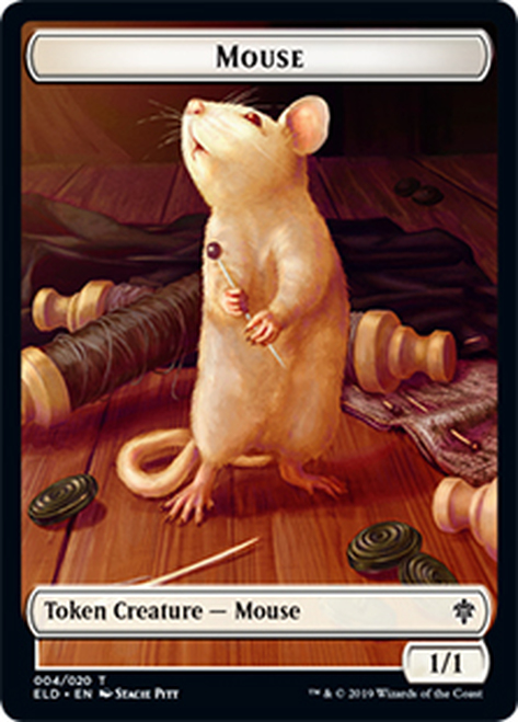 Mouse Token - ELD - 004 - T