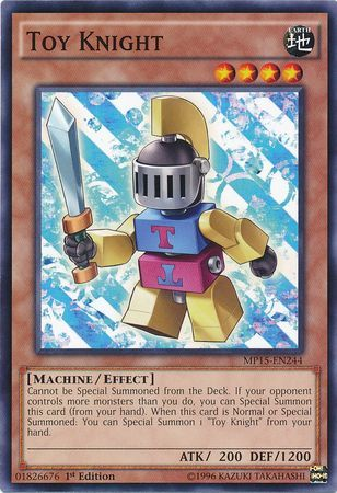 Toy Knight - MP15-EN244 - Common