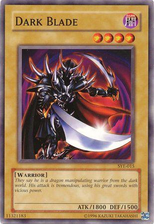 Dark Blade - SYE-015 - Common