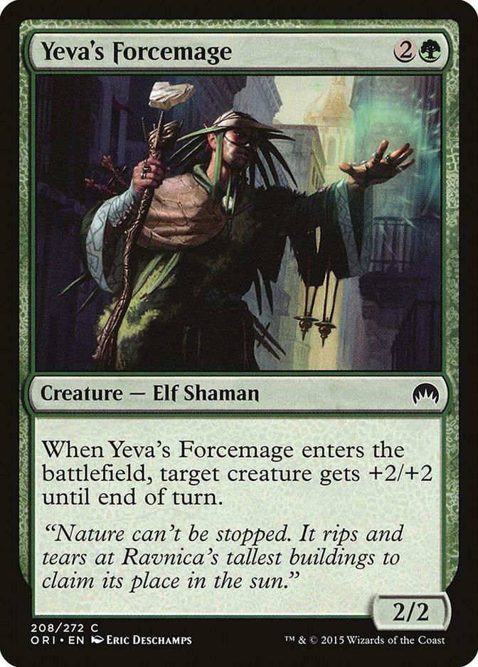 Yeva's Forcemage - ORI - C