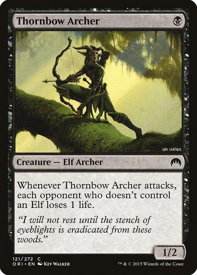 Thornbow Archer - ORI - C