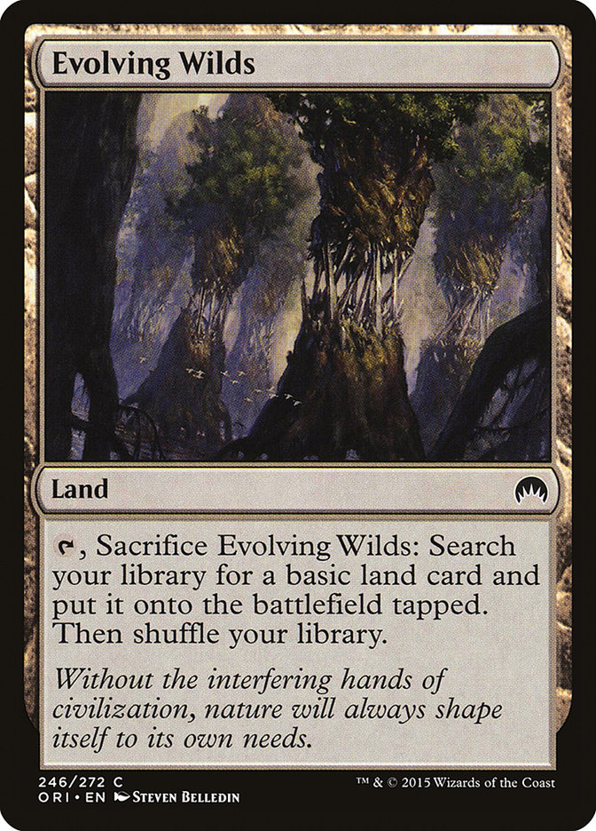 Evolving Wilds - ORI - C