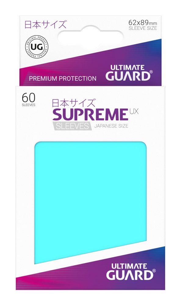 Supreme UX Matte Sleeves (Aquamarine) Japanese Size