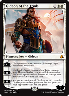 Gideon of the Trials - AKH