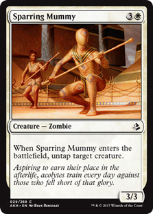 Sparring Mummy - AKH