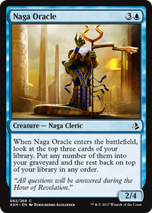 Naga Oracle - AKH