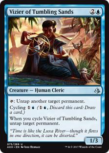 Vizier of Tumbling Sands - AKH