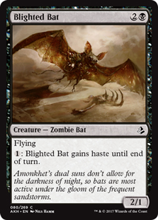 Blighted Bat - AKH - C