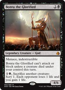 Bontu The Glorified - AKH