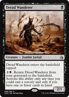 Dread Wanderer - AKH