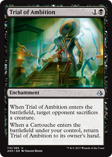 Trial of Ambition- AKH