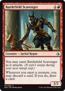 Battlefield Scavenger - AKH