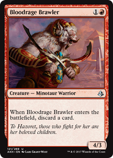 Bloodrage Brawler - AKH