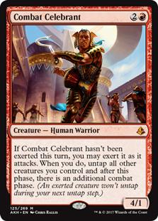 Combat Celebrant - AKH