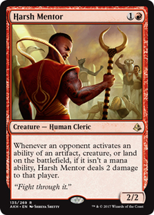 Harsh Mentor - AKH