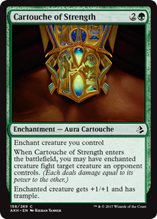 Cartouche of Strength - AKH